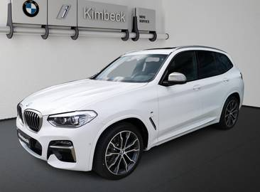 BMW X3 M40D AHK Standheizung Panorama Driving Assist