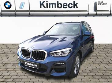 BMW X3 xDrive20d M SPORT AHK Headup Driving Ass.Plus