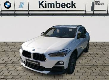 BMW X2 sDrive18d Advantage Navi AHK LED Drivingass.